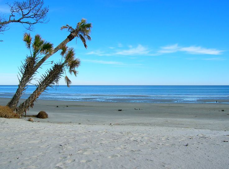 TripAdvisor has named Hunting Island Beach in Beaufort, SC one of the Top 25 Beaches in the U.S. Hunting Island Beach is one of South Carolina's most popular state parks.