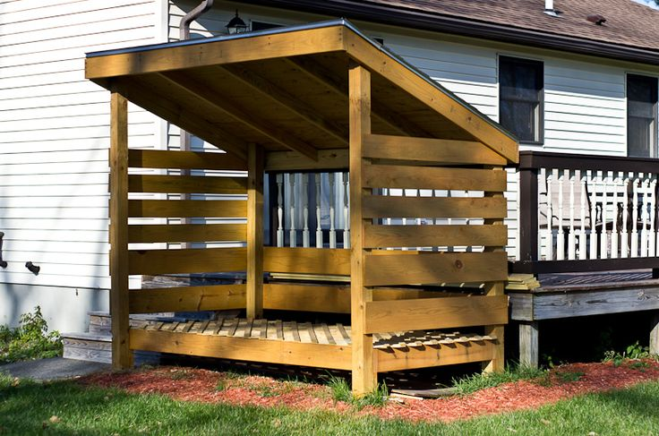 storage for firewood | Firewood Storage Shed by East Coast Shed photo 5