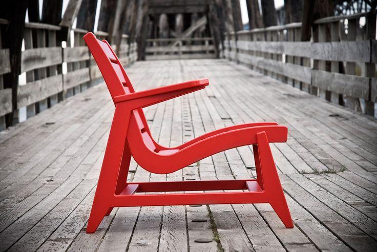 Loll design, Rapson Chair (Low Back)