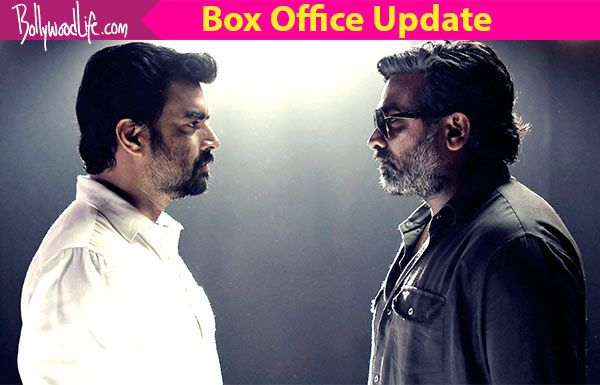 Vikram Vedha box office collection Day 4: R Madhavan- Vijay Sethupathi's film earns Rs 17 crore in the opening weekend at… #FansnStars