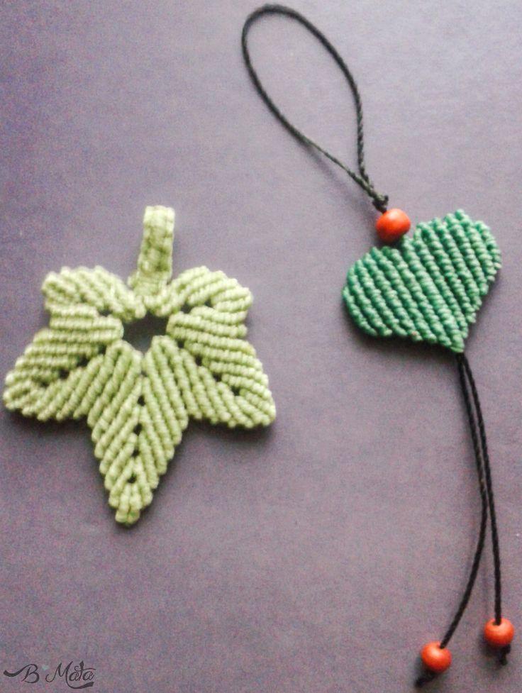 Cannabis and heart keychains.
