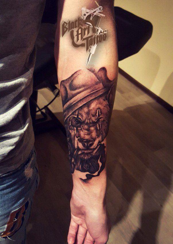 😊Вспомним как это было) Стиль- Чикано. Мастер- Роман 2 стандартных сеанса. 👍С удовольствием сделаем и вам тату в данном стиле! За основу взята фотография обычного медведя) ☎️Запись по телефону: +79200356888 или ВК: vk.com/studioblackart #татусалоннн #студиятату #мыдаримстиль #татусалонвнижнем #подарокмужу #подарокжене #tattooart #arttattoo #татуискусство #салонтатувнижнем #салонтатуировкивнн #tattoofact #blackarttattoo#tattoonn#nntattoo#татумастервнижнем…
