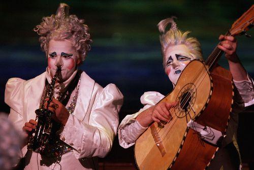 Alegria Cirque du Soleil Pictures: Alegria Cirque du Soleil Pictures: A Preview
