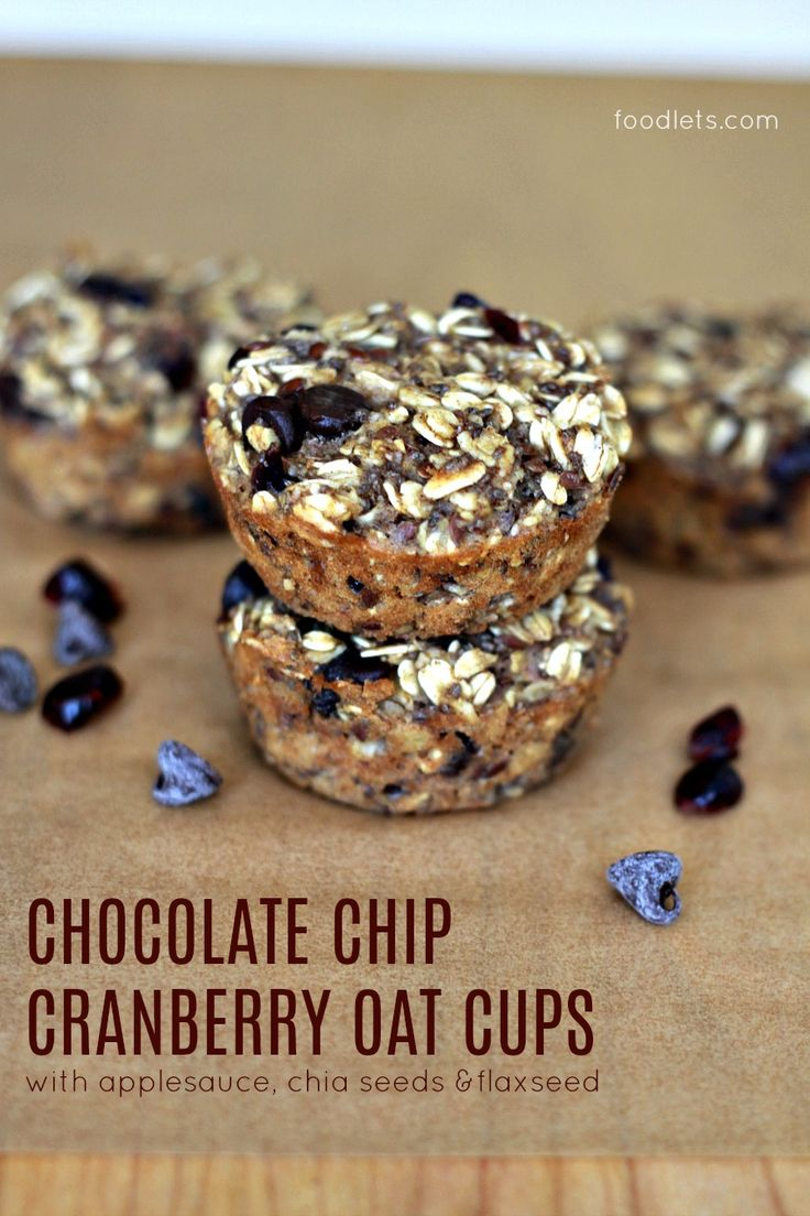 Super healthy snacks with a clever substitute for bananas!