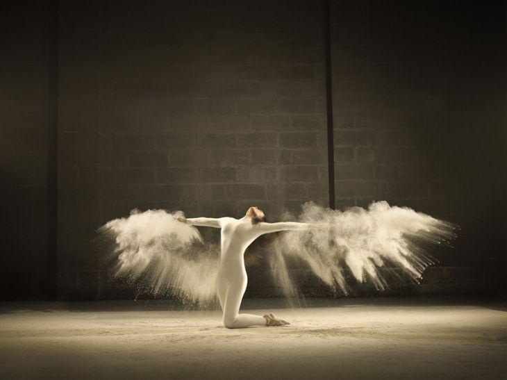 powdered milk dancers
