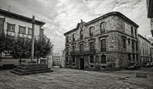 Ciudad vieja. A Coruña