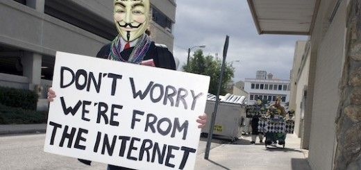 Anonymous takes down Indian government sites in response to clampdown on The Pirate Bay, Vimeo and others