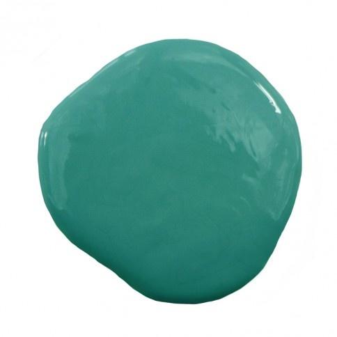 Ics 18 5 interior paint color deep tropical turquoise for Tropical interior paint colors