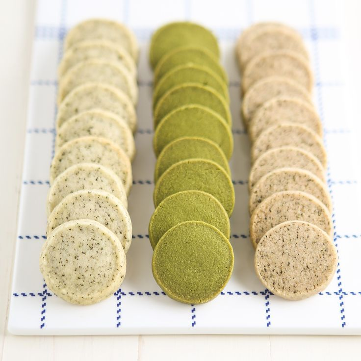 Tea Shortbread Coins are the recipe to whip upwhen you want a simple and straight forward cookie wheretea is the star of the show. With one basic doughrecipe and very few ingredients,you're able to appreciate3 verydifferent styles of tea.While Earl GreyShortbreadis fragrantand full of vanilla goodness,the matcha versionis bittersweetand earthy. Masala Chai Shortbread is a yummy choice when you're craving a touch of warm spice. And of course, you can't go wrong with dipping or…