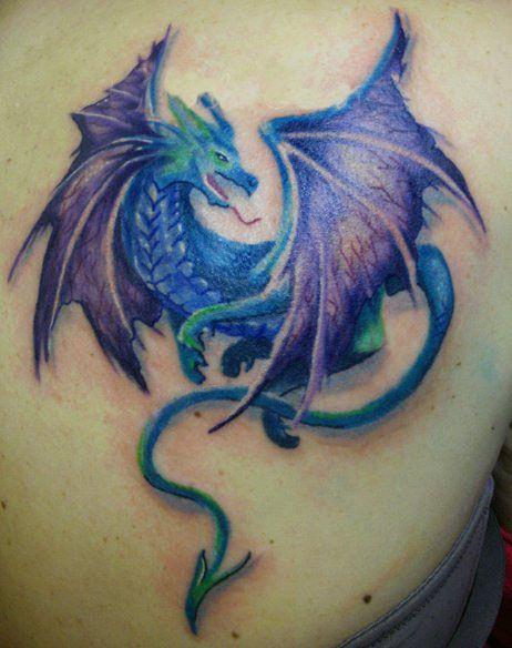 Dragon+Tattoos | Dragon Tattoo - Tattoos, Designs & Ideas