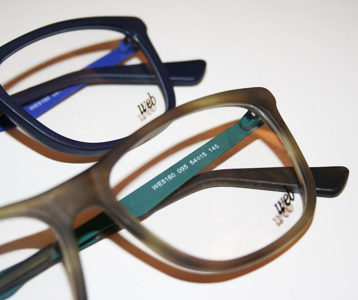 Every pair of glasses makes a statement. Eyeglasses WE5160.