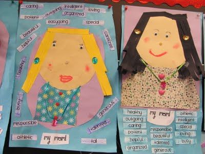 Adorable mothers day project involving math