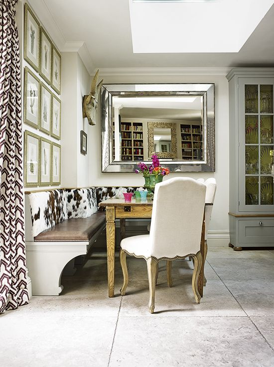 Dream rooms: west London kitchen | H&G Living Beautifully