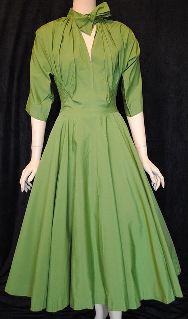 1950s Claire McCardell by Vivian Belle Vintage, via Flickr