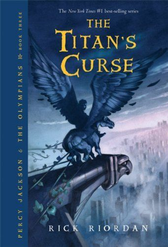 Image result for the titan's curse cover amazon