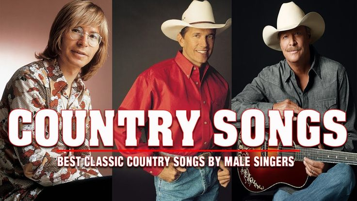 Best Classic Country Songs By Male Singers  - Top 100 Country Songs By Male