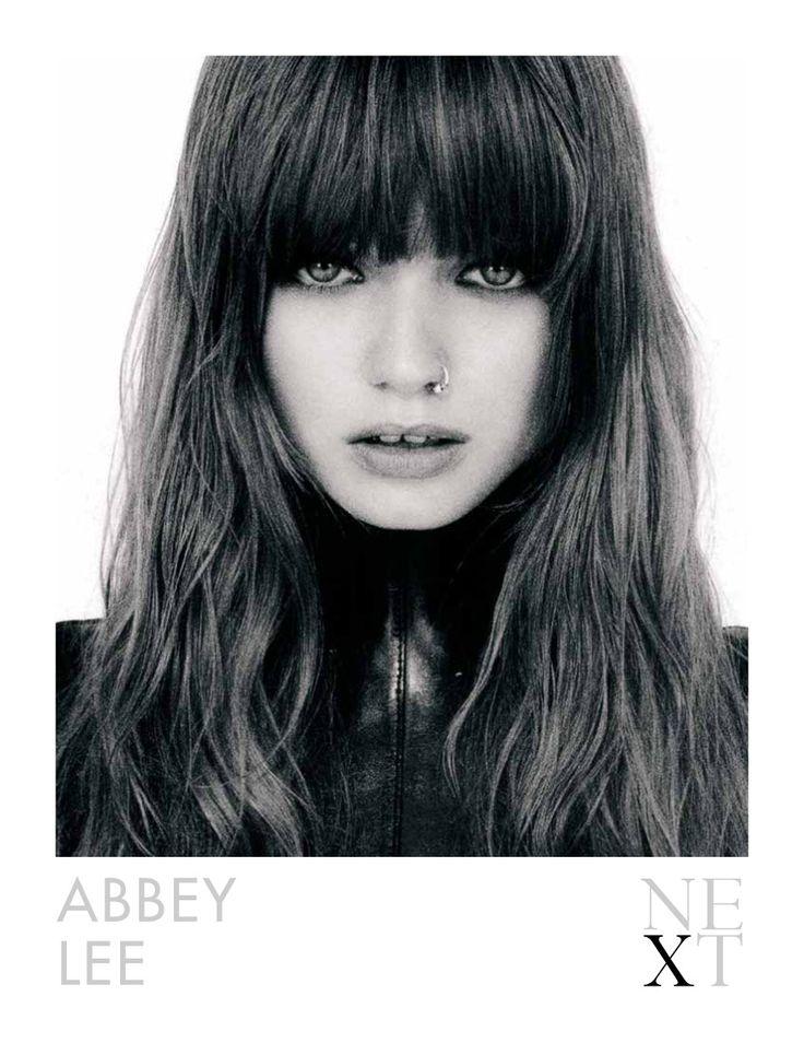 Prefer Abbey with dark hair. Source: Stylexicon.com