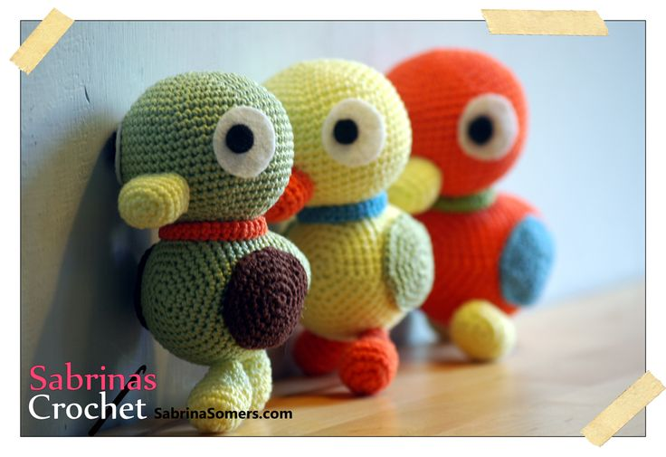 17 Best images about amigurumi ducks and swans on ...