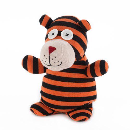 Microwavable Teddy the Tiger Socky Doll Hottie