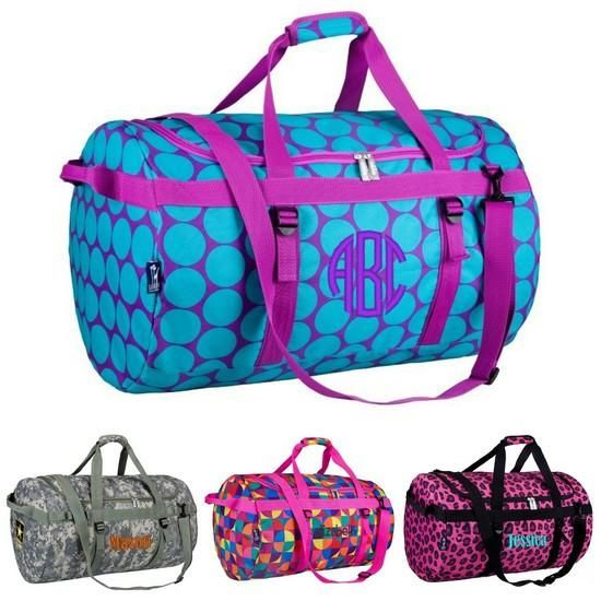 Very best 95 best Monogrammed Duffle Bags images on Pinterest | Duffel bag  ZJ59