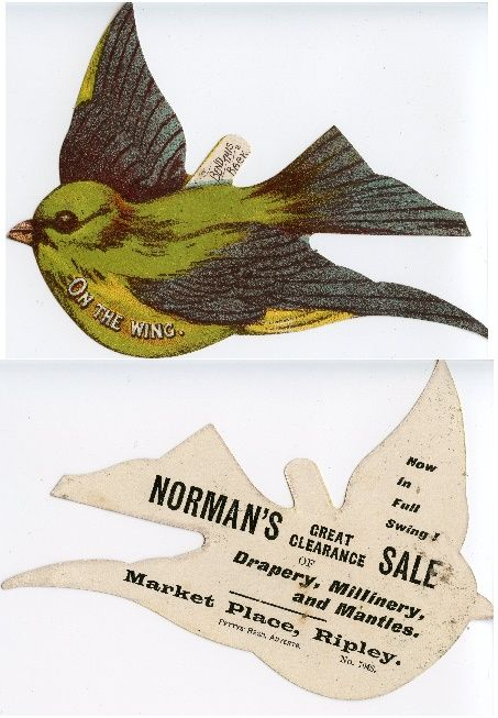 Norman's Drapert, Millnery and Mantles