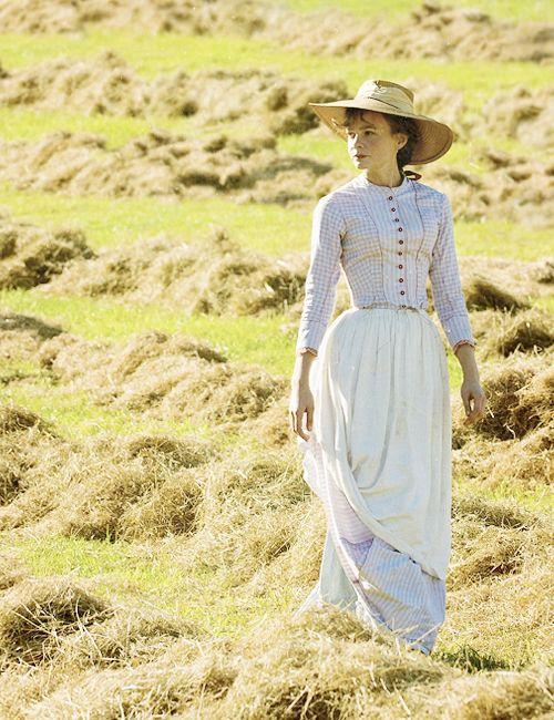 "Carey Mulligan as Bathsheba Everdene in ""Far From The Madding Crowd"" [2014]"