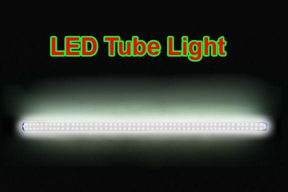 how to make tube light