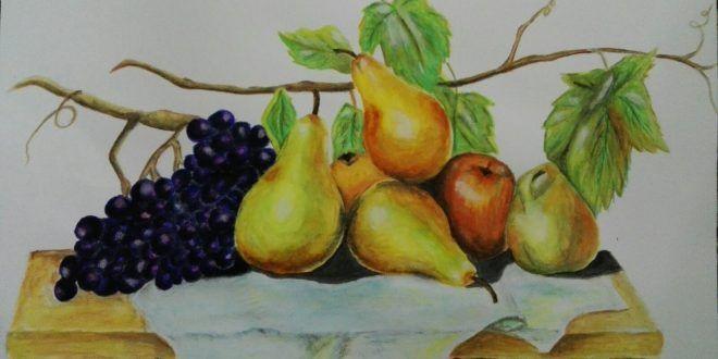 رسم بالالوان المائية .. Amani Rahhal - طفرة جوز | Drawing ...