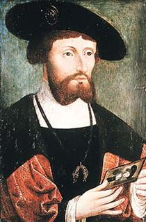 Christian 2. Crowned king of Denmark and Norway in 1514. The nobility claimed that he had broken his inaugural oath and fired him as king in 1523. The resignation order was brought to the king by the judge of Jutland Mogens Munk. His claim to get the crown back nourished the rebellion of 1534 against the nobility and the catholic church - at least it gave it an alibi.