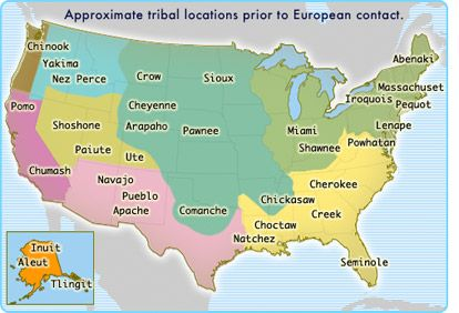 Native American Map Before Colonization.Interactives Us History Map Fab Site Become A Geography Whiz As