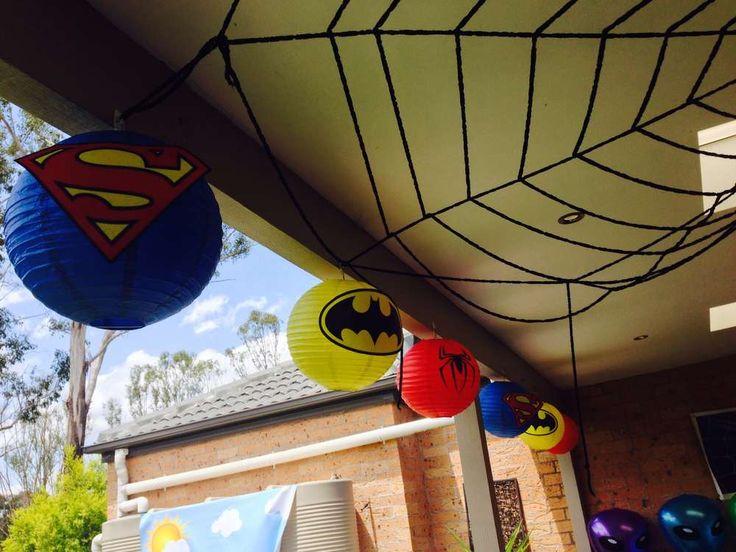 Superhero | CatchMyParty.com