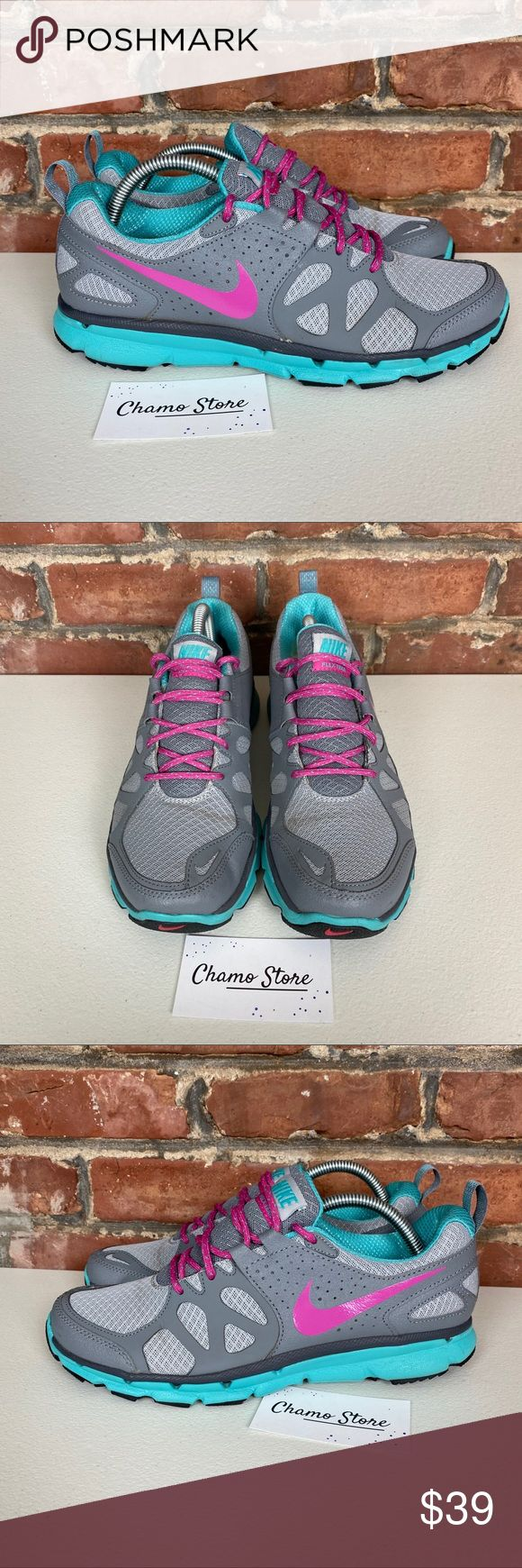 Nike Flex Trail Woman's Sz 10 Gently used. Normal wear. Smoke free. No rips or…