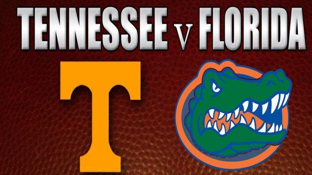 Tennessee vs. Florida 2014  #CheckerboardNeyland
