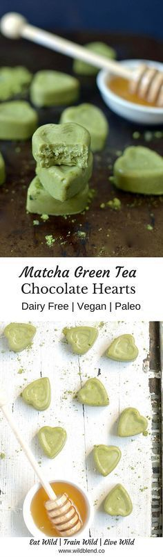 You've probably tried matcha lattes before but have you had matcha chocolate? No? That's ok because it's my frist time also. Let's get into vibrant green, superfood chocolate bursting with 137 times the antioxidants of green tea! Get the recipe here:    Find more stuff: www.victoriasbestmatchatea.com