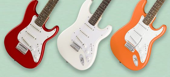 Squier Stratocaster Buying Guide: Breaking Down Key Single-Coil Models — In the mood for a beginner Strat? Check out these guitars from Squier.