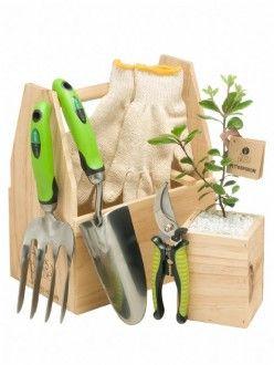 Gardening Gift Ideas Gardener's Tote Gift Set