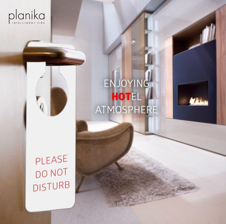 #planika #design #decor #hotel #primefire #fireplace #donotdisturb   fot. Jan Lutyk