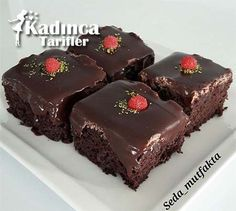 Bol Çikolatalı Pasta Tarifi