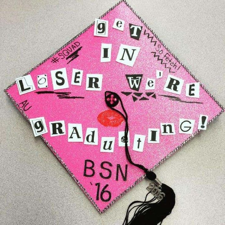 Absolute FIRE Grad Cap Ideas You'll Want to Copy ASAP – Buy or DIY?