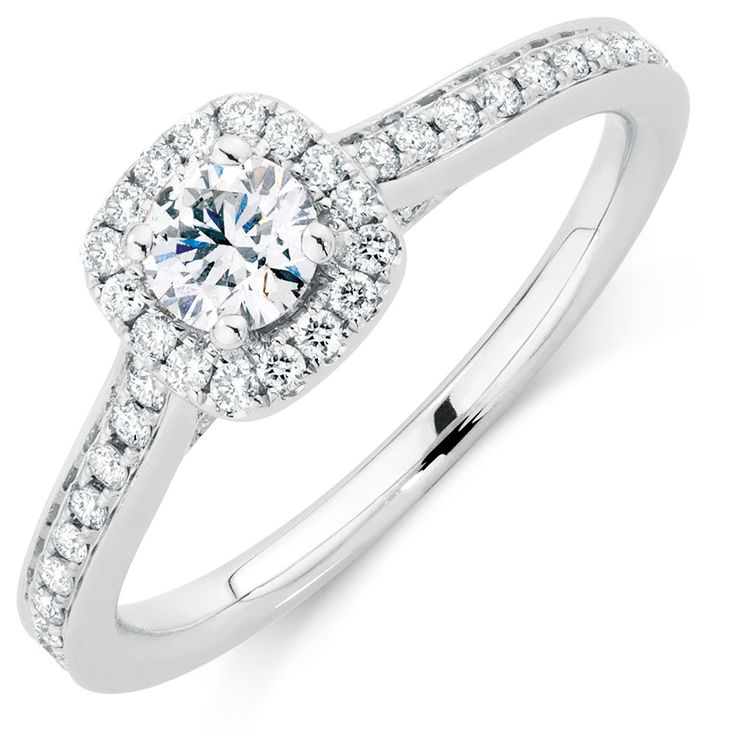 The Michael Hill Designer Bridal Collection | 3/4 Carat TW Diamond Amoroso Ring