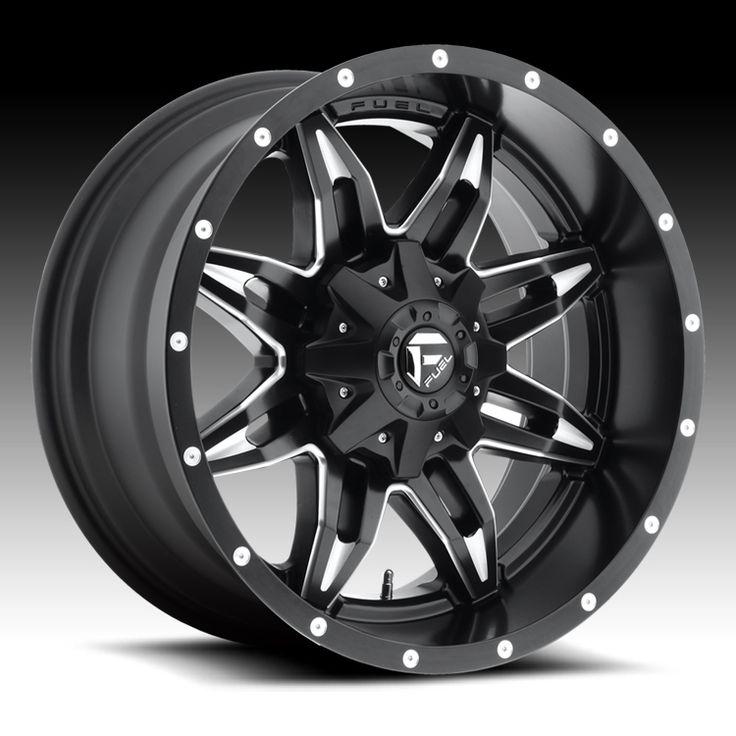 custom black rims for trucks