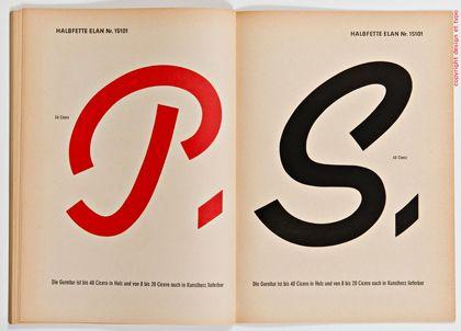 Fonderie stempel graphic design pinterest typo type for Graphic design frankfurt