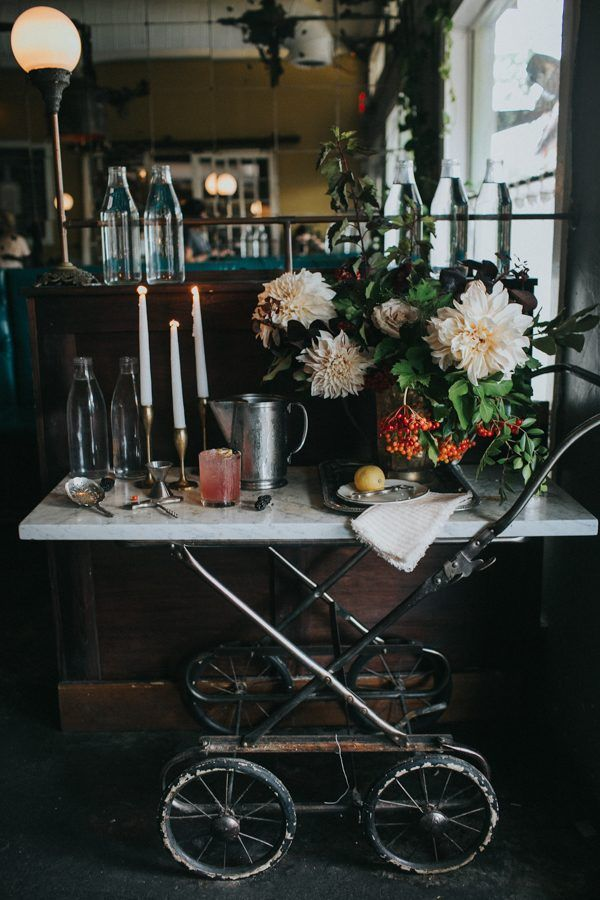 Vintage East Austin Wedding Inspiration With an Irish Twist