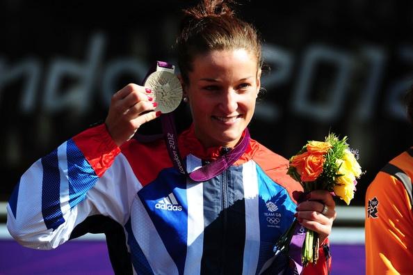 Elizabeth Armitstead argento al ciclismo femminile