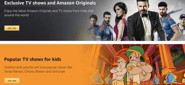 Amazon Prime Video India to broadcast more Indian shows