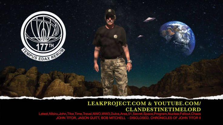 Latest,Nibiru,John Titor,Time Travel,NWO,WW3,Dulce,Area 51,Secret Space ...