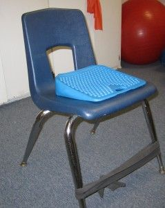 """Five Practical Sensory Strategies for the Classroom""  -focus on sensory and movement approaches. ""Intact sensory integration is important for all activities a child does, especially participating and being available for learning in a classroom environment."" (1) Seating. (2) Movement in the Classroom. (3) Snack & Lunch. (4) Recess Time. (5) Hands On."