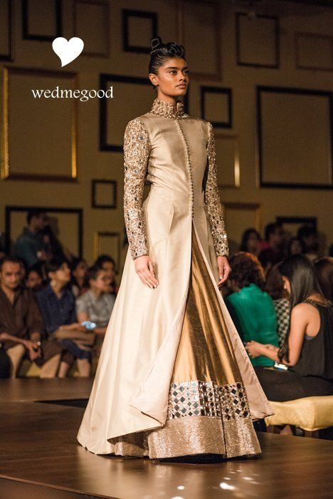 Manish Malhotra at India Couture Week 2014: Bridal Collection titled Portraits ! | WedMeGood