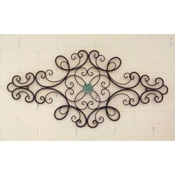 The 25+ best Wrought iron wall art ideas on Pinterest ...