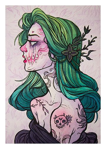 http://danicasills.storenvy.com/products/19219054-zombie-eyes-art-print-s